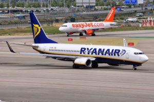 φθηνά αεροπορικά εισιτήρια με την ryanair