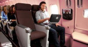 Πώς να περάσεις το χρόνο σου ευχάριστα σε υπερατλαντικές πτήσεις