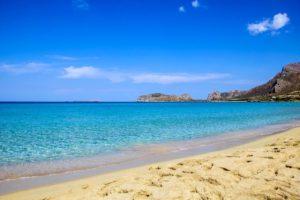 Από τις πιο όμορφες ελληνικές παραλίες στα Χανιά