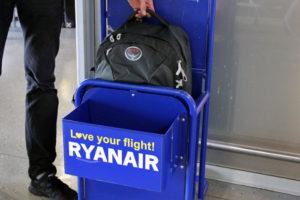 Αποσκευές με low cost εταιρείες Ryanair