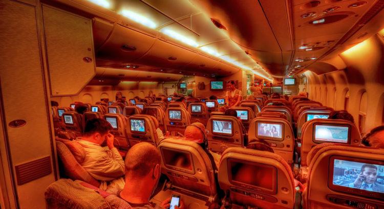 υπερατλαντικές πτήσεις