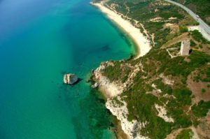 Μια από τις πιο όμορφες ελληνικές παραλίες στην Καβάλα