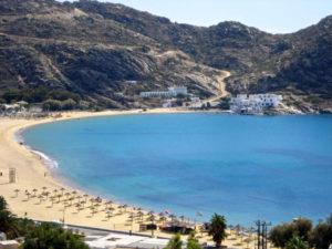 Μυλοποτάς ελληνικές παραλίες