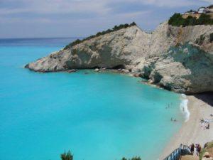 Πόρτο Κατσίκι - ελληνικές παραλίες