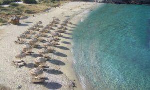 10 πανέμορφες ελληνικές παραλίες - Τζια
