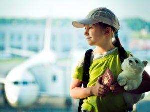 Φθηνά αεροπορικά με παιδιά σε low cost εταιρείες