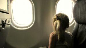 αεροπορικό ταξίδι με παιδιά κάθισμα