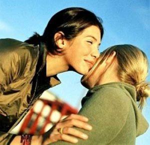 φιλιά στον κόσμο