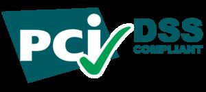ασφαλείς συναλλαγές PCI DSS Logo