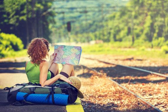 ταξίδι μόνος μου