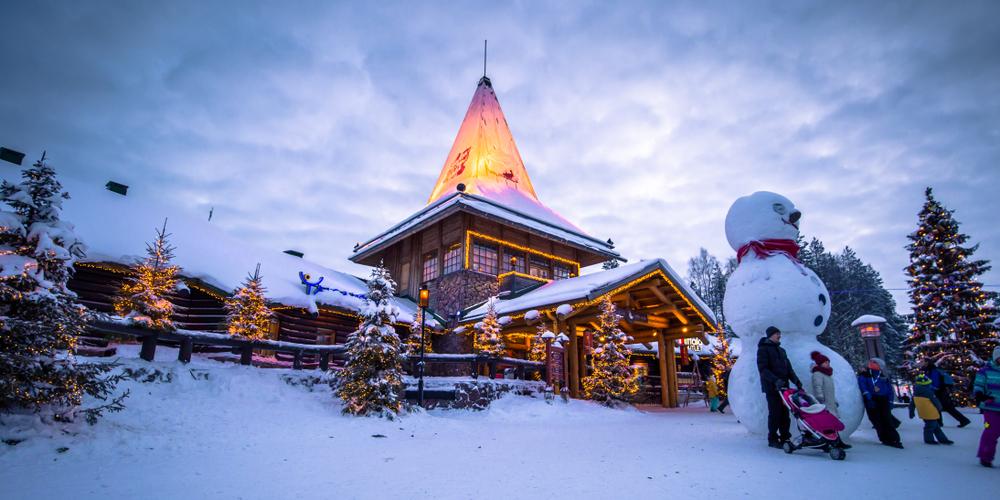 χειμερινοί προορισμοι στην Ευρώπη - χιονισμένο τοπίο