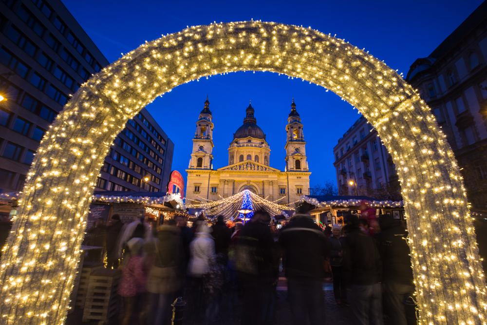 Χριστουγεννιάτικοι χειμερινοί προορισμοί στην Ευρώπη - Βουδαπέστη
