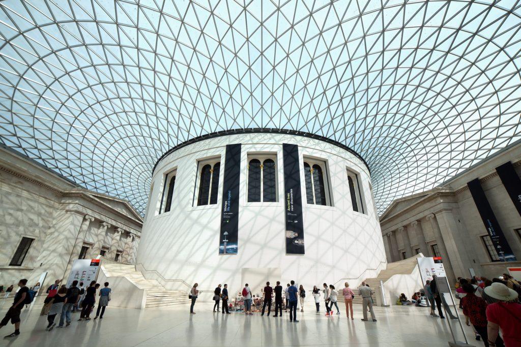 βρετανικό μουσείο στο Λονδίνο