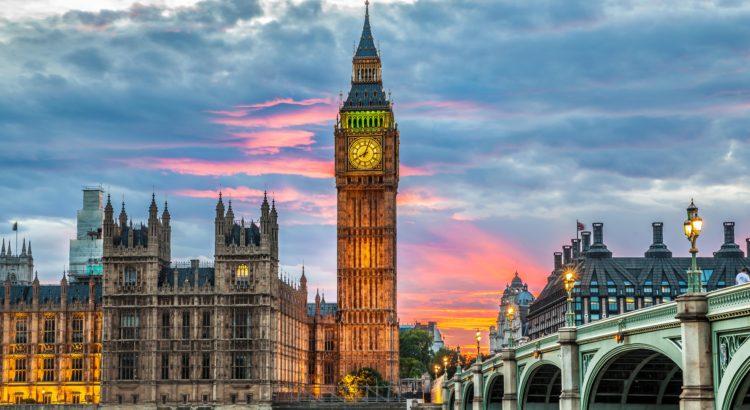 big ben του Λονδίνου