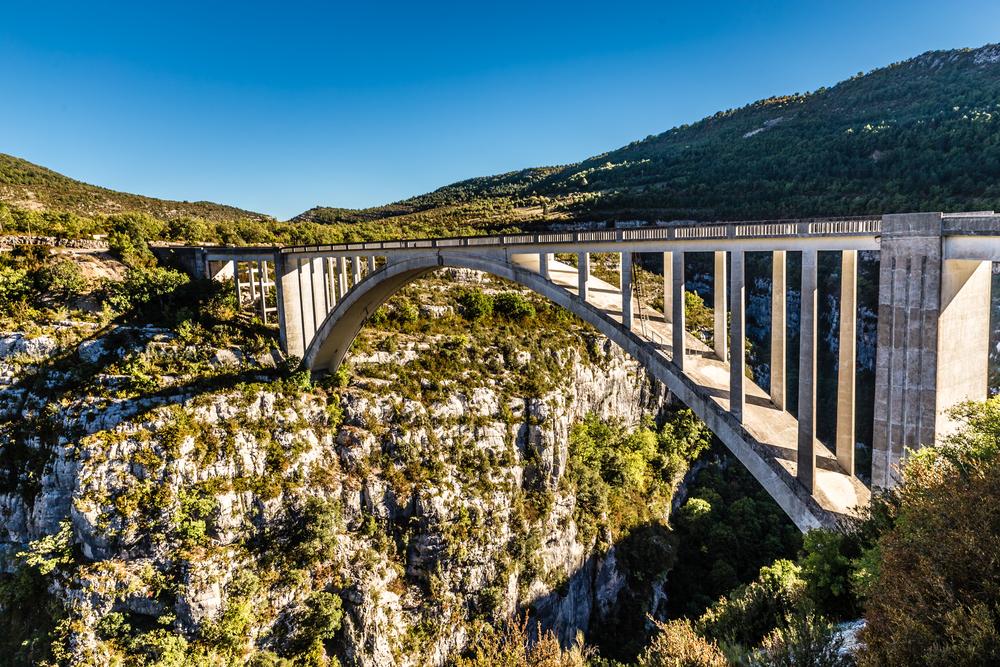 γέφυρα Artuby