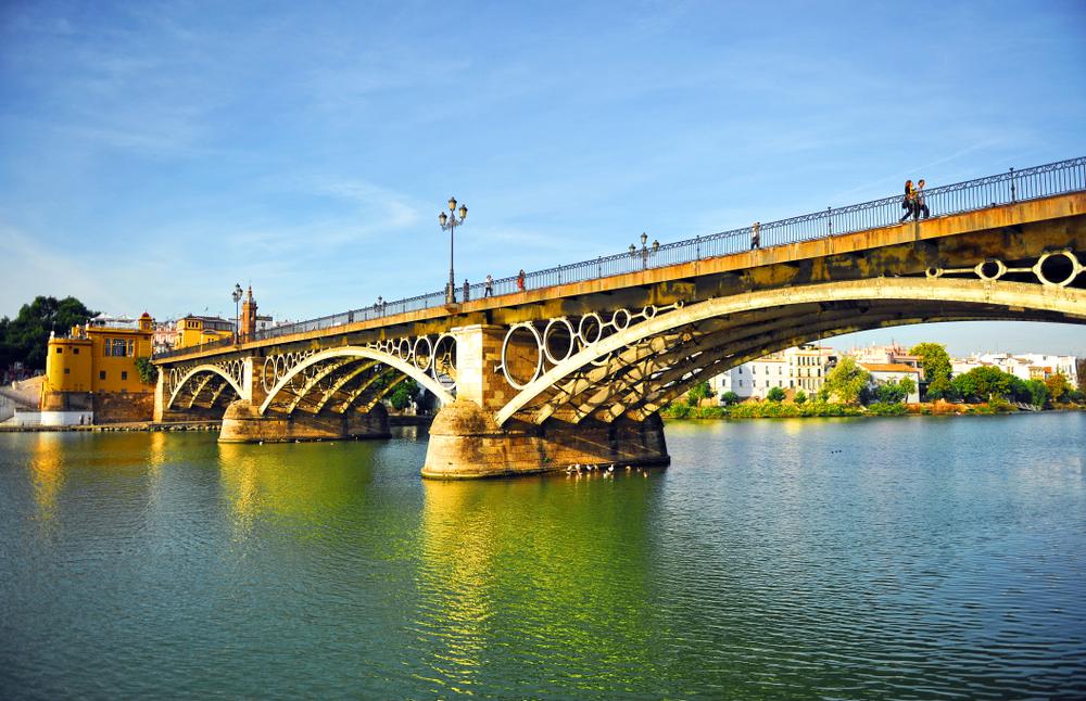 γέφυρα στη Σεβίλλη