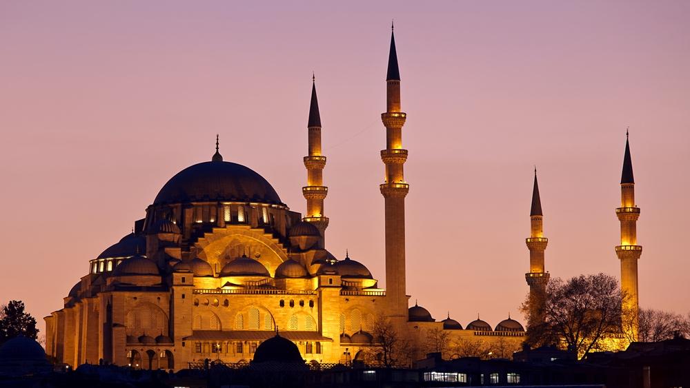low budget προορισμοί - Κωνσταντινούπολη