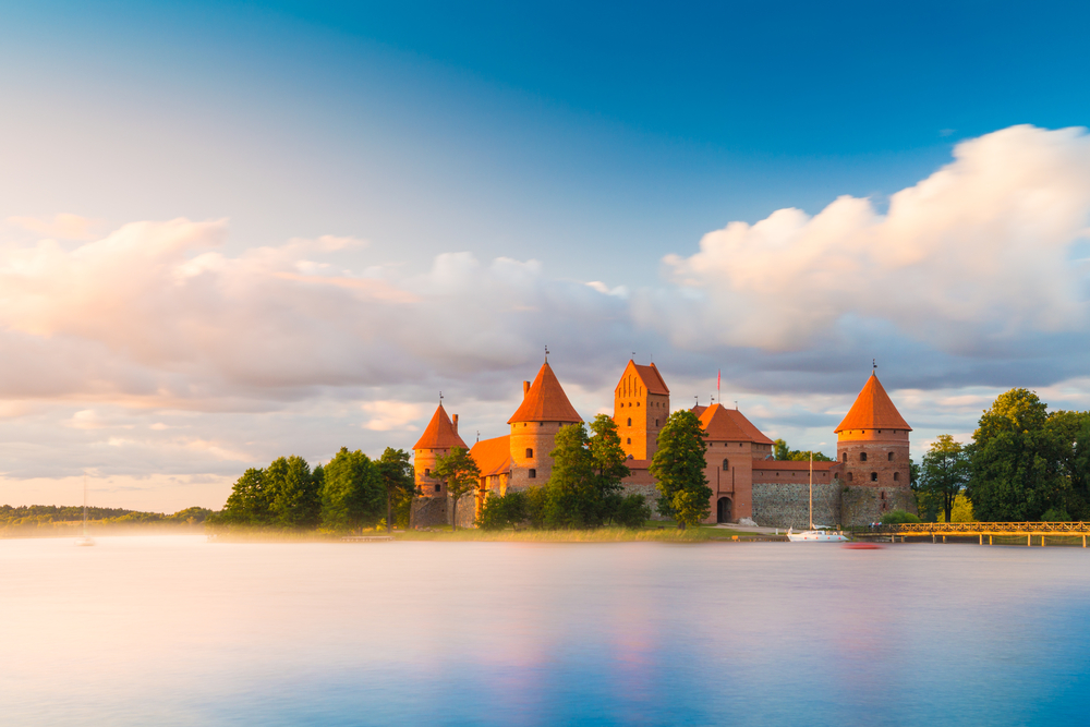 low budget προορισμοί - Λιθουανία