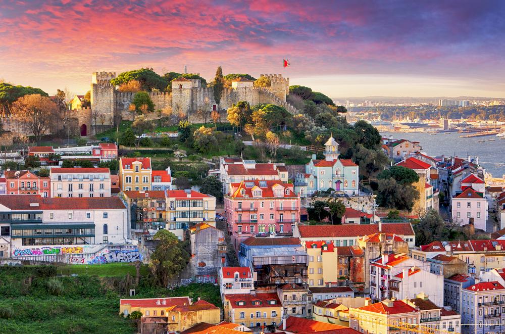 low budget προορισμοί - Λισαβόνα