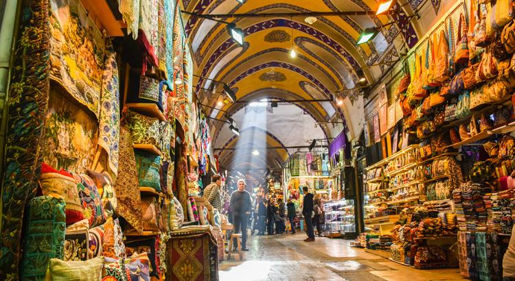 ταξιδιωτικοί προορισμοι αγορές που πρέπει να επισκεφθείς, grand bazaar