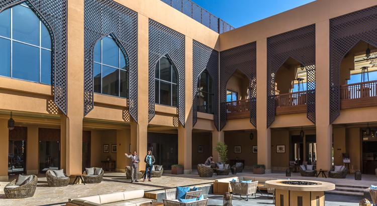 Ανακάλυψε τα πιο απομονωμένα ξενοδοχεία στον κόσμο, Ομάν