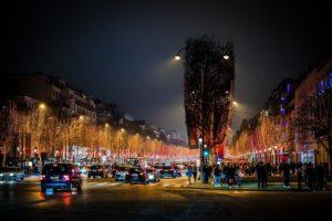 Παρίσι - Λεωφόρος των Ηλυσίων φωτογραφία
