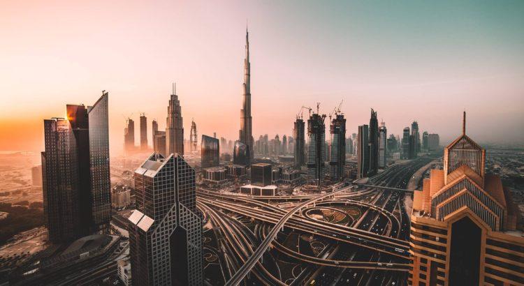Ντουμπάι ουρανοξύστες
