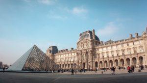 Παρίσι οικονομικά - Μουσείο Λούβρου φωτογραφία