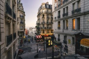Παρίσι-Μονμάρτη φωτογραφία