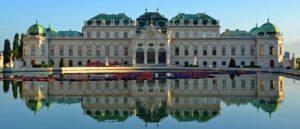 Βιέννη - Φωτογραφία του Κάστρο Μπελβεντέρε