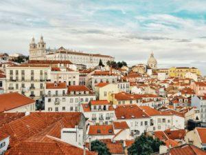 Λισαβόνα - Φωτογραφία Συνοικία Αλφάμα
