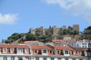 Λισαβόνα Φωτογραφία Κάστρο Αγίου Γεωργίου