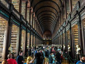 Δουβλίνο - Φωτογραφία Κολλέγιο Trinity