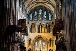 Δουβλίνο - Φωτογραφία Καθεδρικός ναός Αγίου Πατρικίου