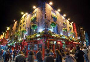 Δουβλίνο - Φωτογραφία Περιοχή Temple Bar