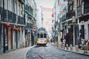 Λισαβόνα - Φωτογραφία Τραμ 28