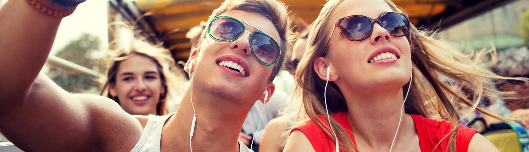 Τα ακουστικά είναι ένα απαραίτητο ταξιδιωτικό gadget