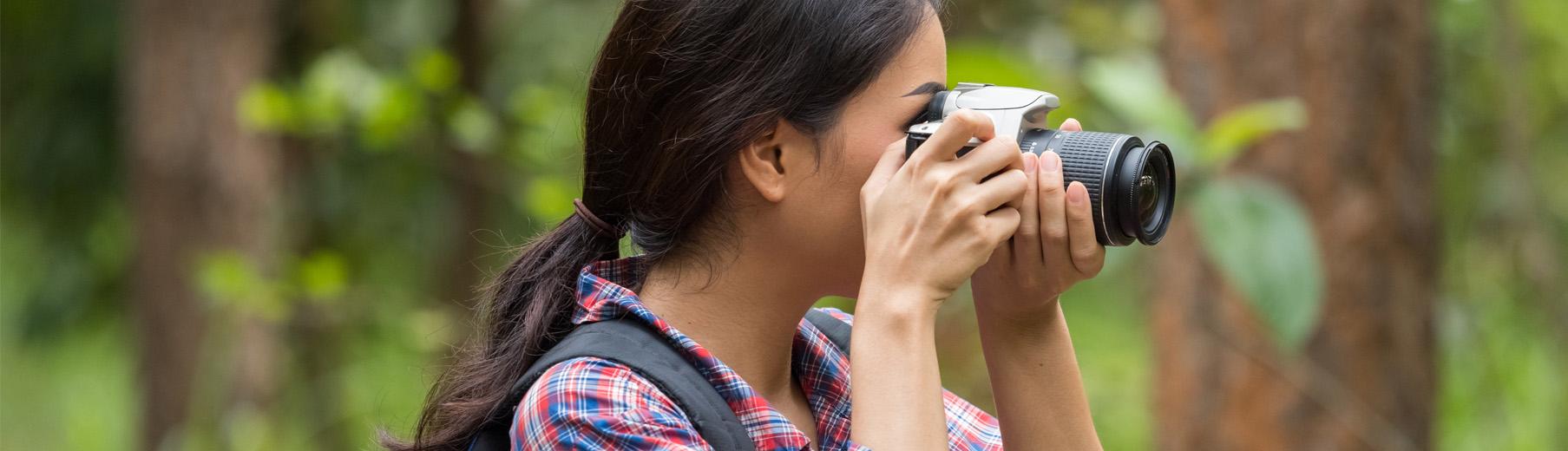 Η φωτογραφική μηχανή είναι ίσως το σημαντικότερο travel gadget.