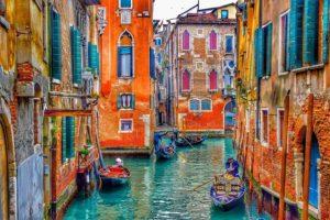 Φωτογραφία από τη Βενετία
