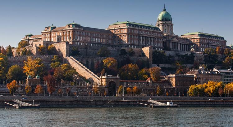 Ανακάλυψε το κάστρο της Βούδας στη Βουδαπέστη.