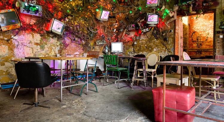 Φωτογραφία από Ruins Bar στη Βουδαπέστη