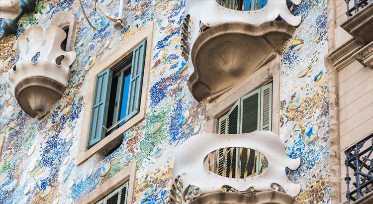 Ανακάλυψε το Casa Battlo στη Βαρκελώνη. Στο νέο άρθρο του airshop.gr