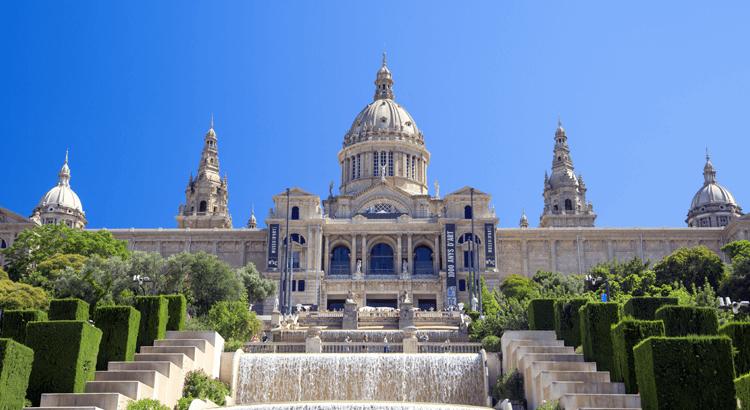 Museu Nacional dArt, Barcelona