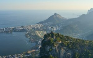 Ρίο ντε Τζανέιρο - Φωτογραφία Άγαλμα του Χριστού Λυτρωτή