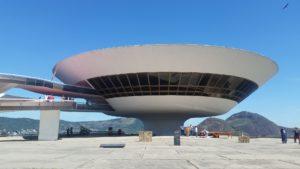Ρίο ντε Τζανέιρο - Φωτογραφία Μουσείο Μοντέρνας Τέχνης - Νιτερόι