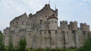 Βέλγιο - Φωτογραφία Κάστρα στο Βέλγιο
