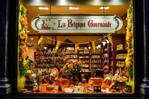 Βέλγιο - Φωτογραφία Βελγικές Σοκολάτες