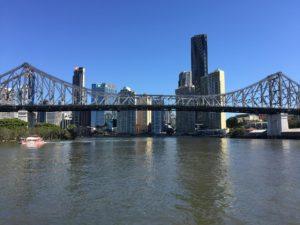 Μπρίσμπεϊν - Φωτογραφία Γέφυρα Brisbane Story