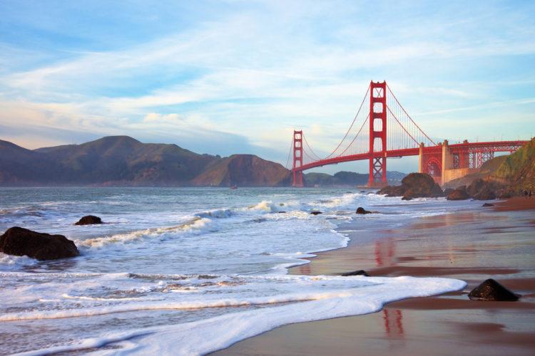 Ανακάλυψε την Ocean Beach στο San Francisco