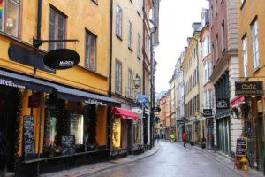 Στοκχόλμη - Φωτογραφία Παλιά Πόλη